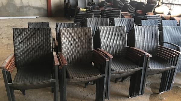 ikinci el rattan sandalye