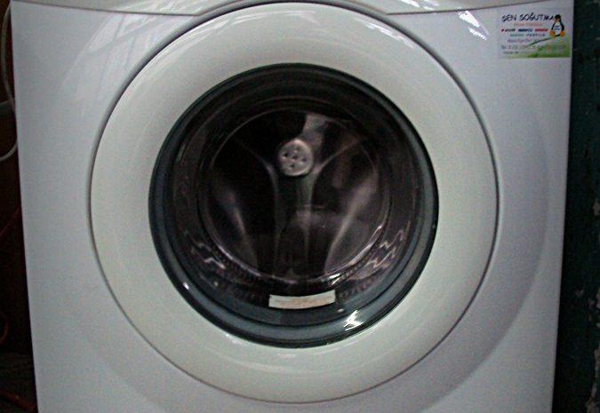 ikinci el 3650 çamaşır makinesi bütün bakımlarını yaptık