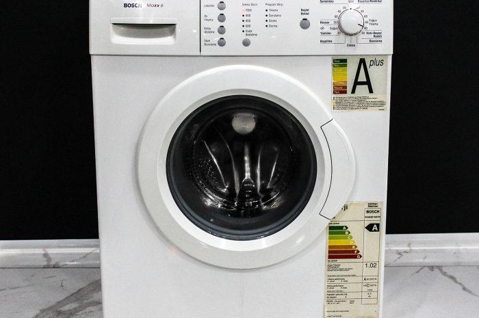 2.el arçelik 1600 devir devirli 6 kilo çamaşır makinesi