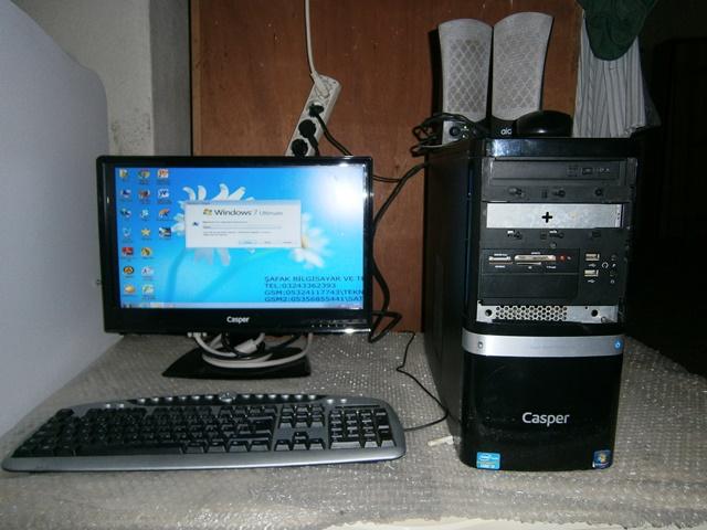 oyuncu bilgisayari masaustu