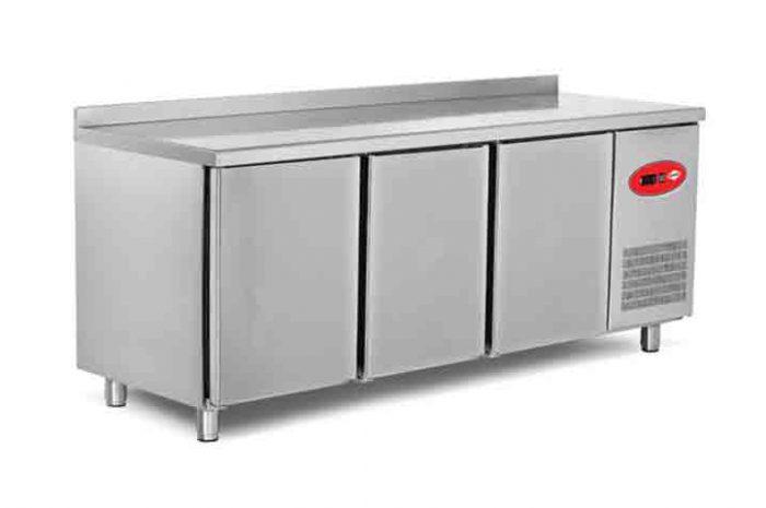 ikinci el sanayi tipi iki kapılı buzdolabı