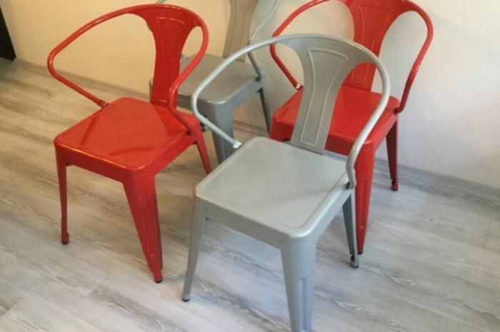 ikinci el plastik sandalye sümer spot'tan