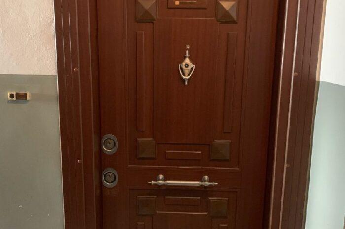 ikinci el çelik kapı kaliteli ve sağlam telmaşa değil gerçek çelik kapı
