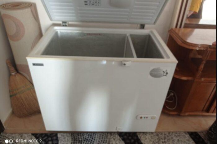 ikinci el arçelik marka üstten kapaklı derin dondurucu 250 litre